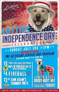 Event_2016 July4th @ Lotties