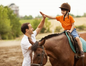 equine assisted therapy benefits