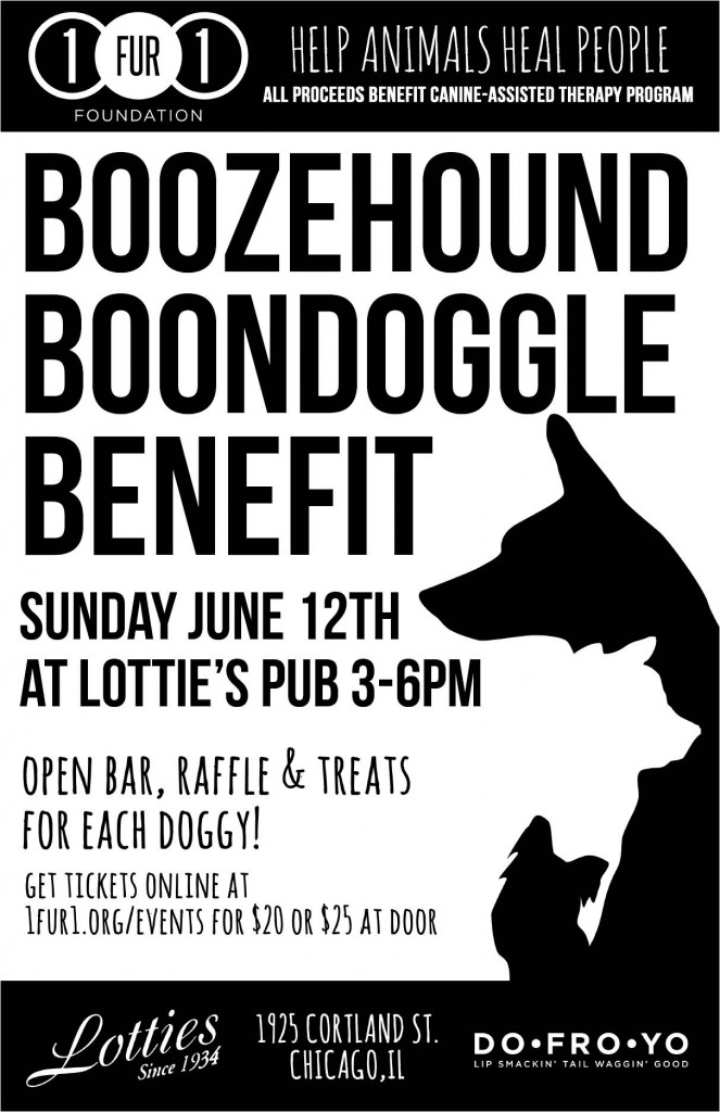 Boozehound 2016 Dog Event
