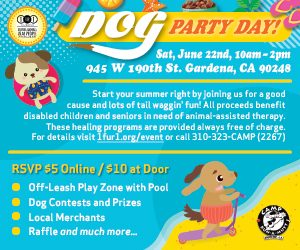 1fur1 dog party day
