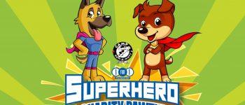 1fur1 2020 superhero event
